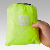 Куртка-дождевик для велоспорта детская 300