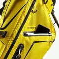 SACCHE GOLF STAND E CART Golf - Sacca treppiede LIGHT gialla INESIS - Golf