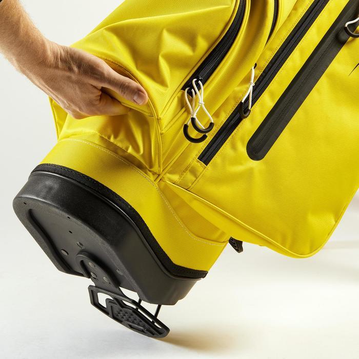 高爾夫輕量立袋-黃色