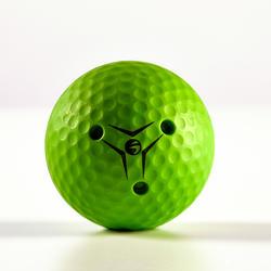 PUTTING BALL x3