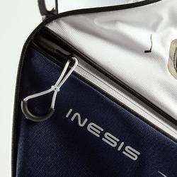 Cart Bag marineblauw/wit