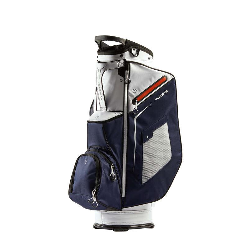 TORBE ZA GOLF ZA NAPREDNE IN IZKUŠENE UPORABNIKE Golf - Torba za golf INESIS - Dodatki