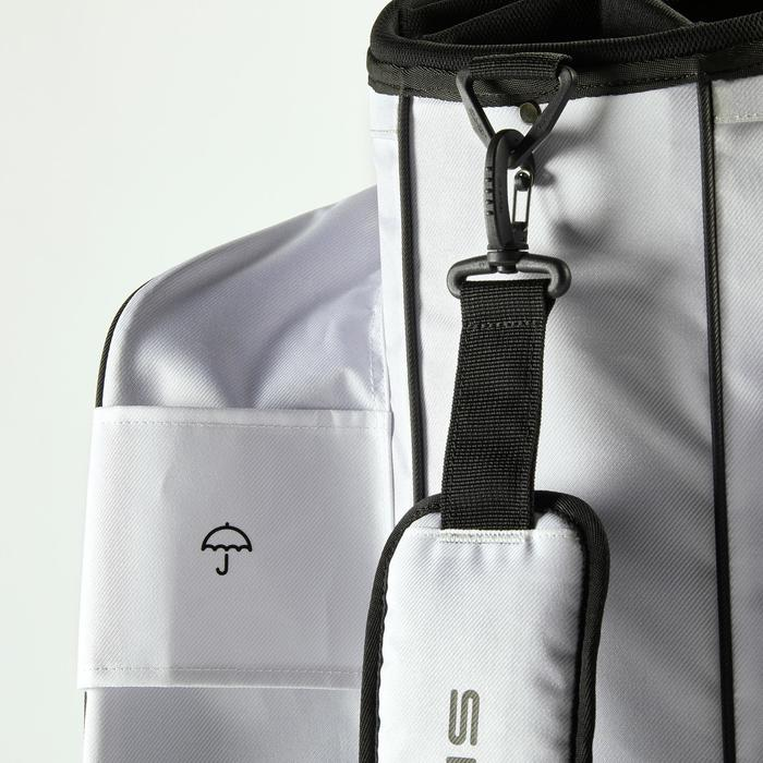 SAC DE GOLF CART MARINE/BLANC