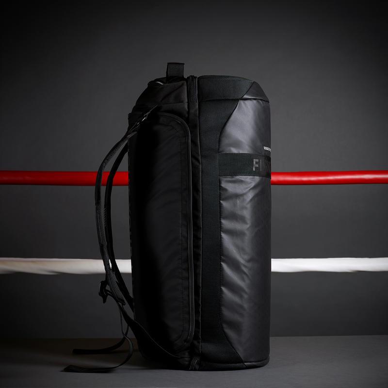 กระเป๋าอุปกรณ์กีฬาต่อสู้รุ่น 900 ขนาด 65 ลิตร (สีดำ)