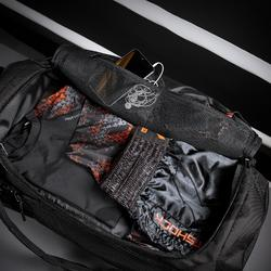 Rugzak voor vechtsport 900 60 liter zwart