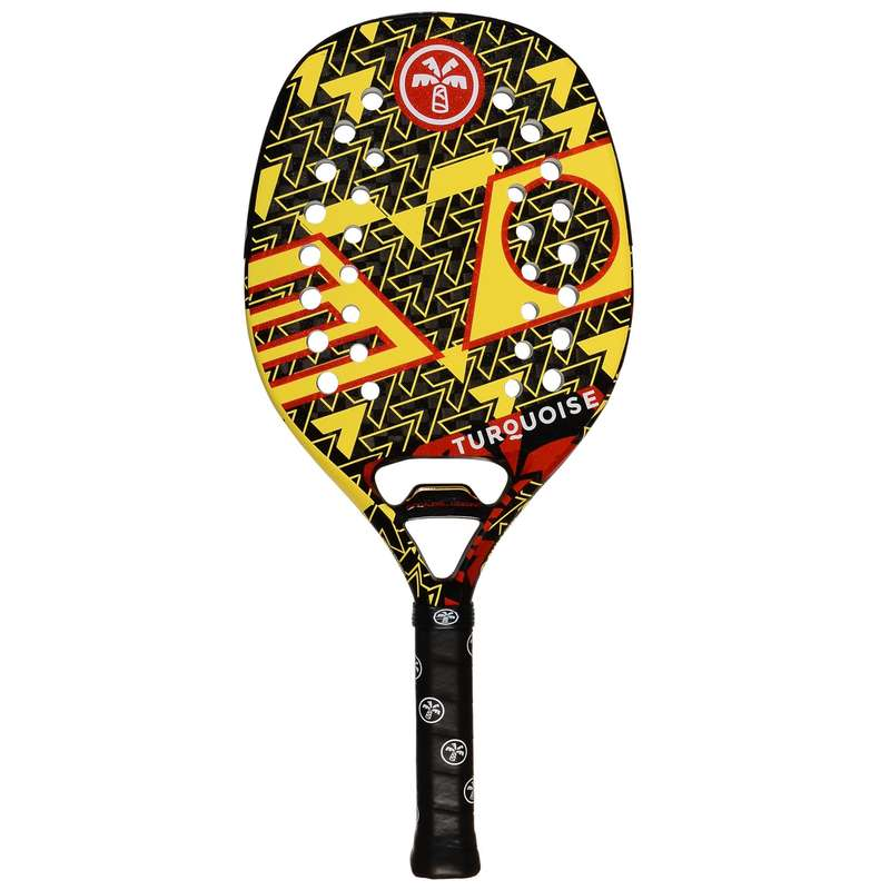 BEACH TENNIS Sport di racchetta - Racchetta beach tennis EVO 1.1 TURQUOISE - BEACH TENNIS