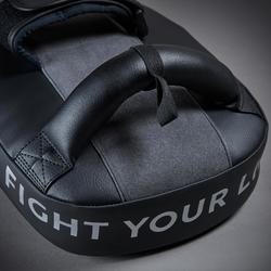 Armpad boksen 500 zwart