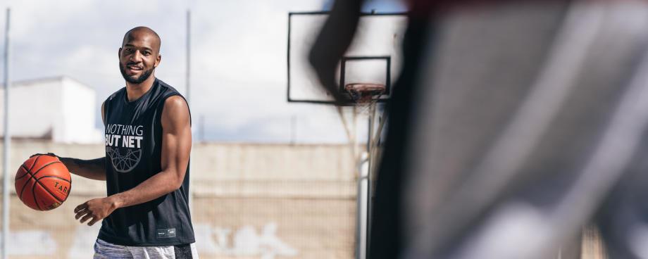 籃球身高優勢
