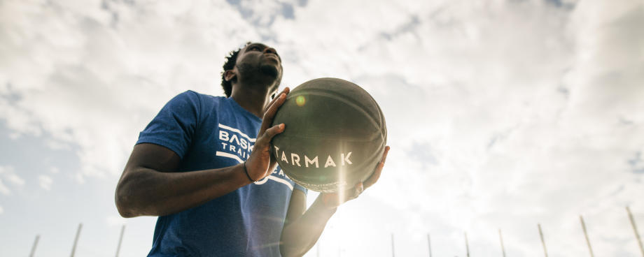 投籃練習的重點