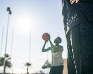 如何選擇籃球服裝