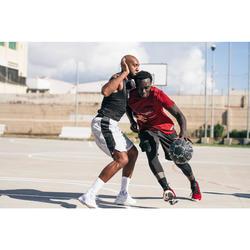 Basketball R500 Erwachsene Größe 7 graffiti selbstreparierend und super griffig