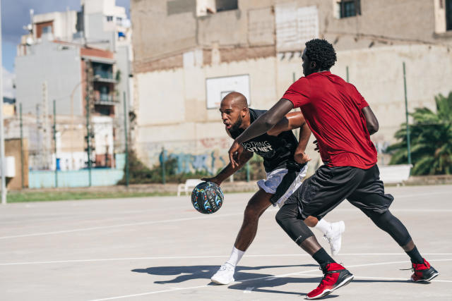 dauer basketballspiel