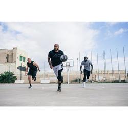 Maillot de basket TS500 Homme Noir BSKBL