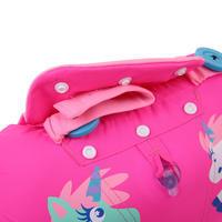 "Kid's TISWIM progressive swimming pool armbands-waistband Blue ""UNICORN"" pattern"