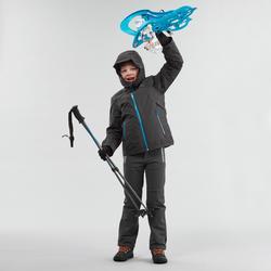 Veste chaude imperméable de randonnée neige SH500 X-WARM 3en1 garçon 8-14 ans