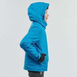 timeless design aabb2 7b1e0 Winterjacke Winterwandern SH100 warm Kinder Jungen 128-164cm