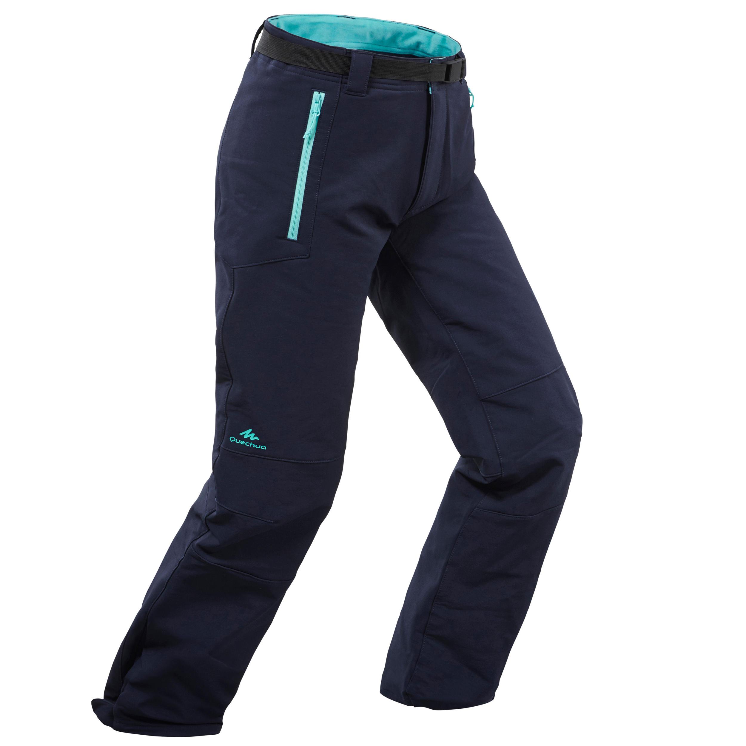 Pantalon SH500 X-WARM Copii