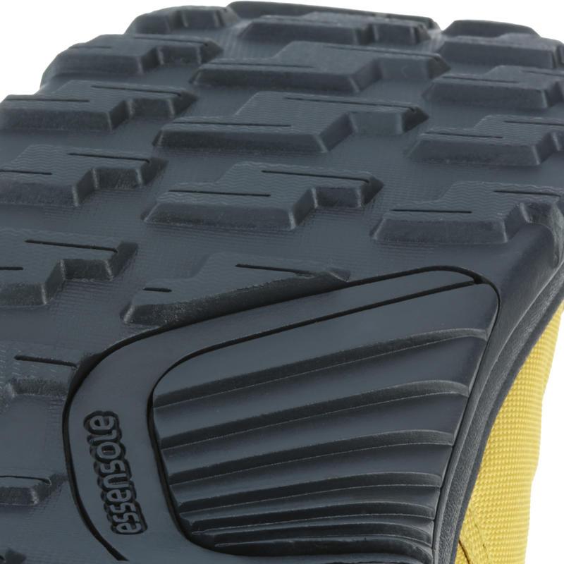 Arpenaz 100 Waterproof Warm Men's Hiking Boots Blue
