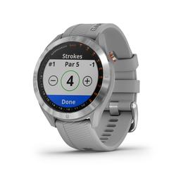 MONTRE GPS DE GOLF APPROACH S40 GRISE