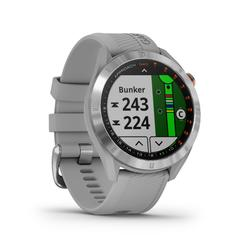RELOJ GPS DE GOLF APPROACH S40 GRIS