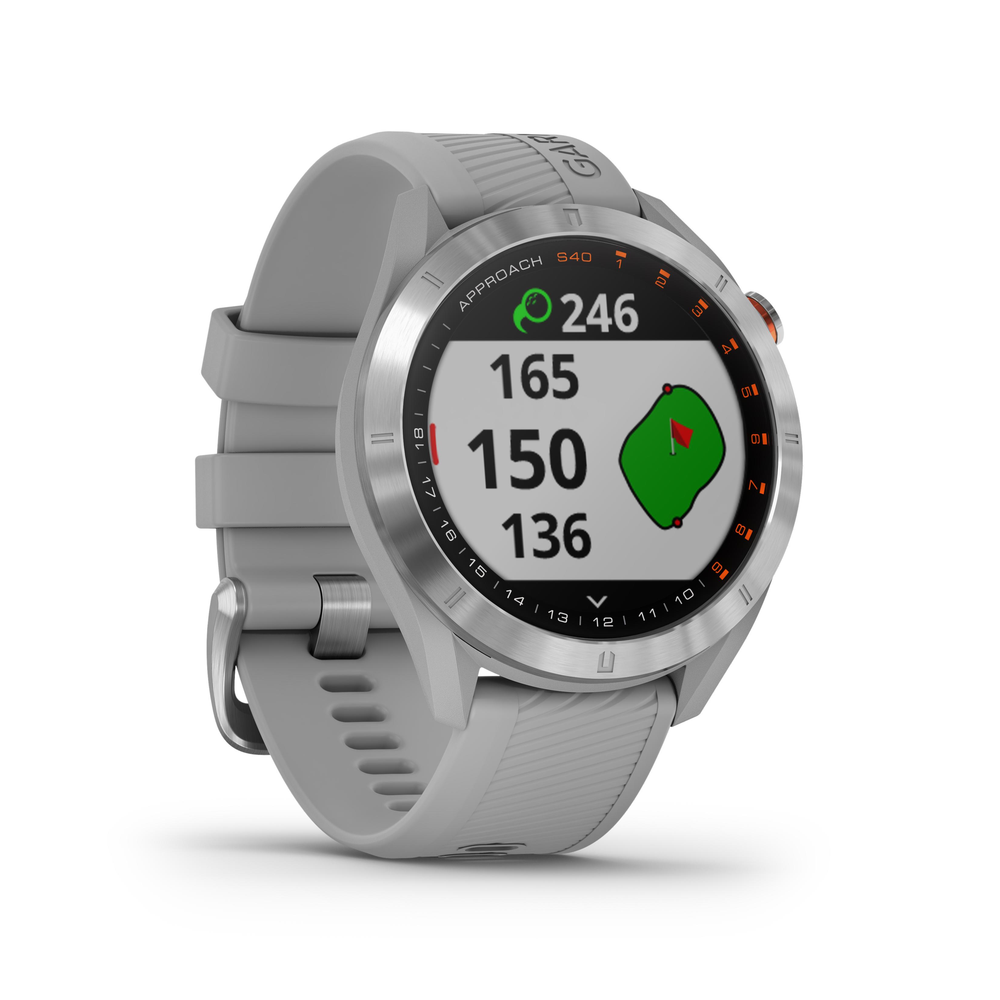 Ceas GPS Golf APPROACH S40 gri