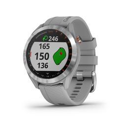 GPS-Golfuhr Approach S40 grau