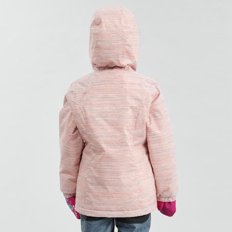 Manteau de randonnée imperméableSH100 – Enfants