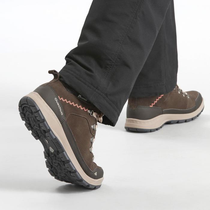 SH500 X-Warm Hiking Boots - Brown