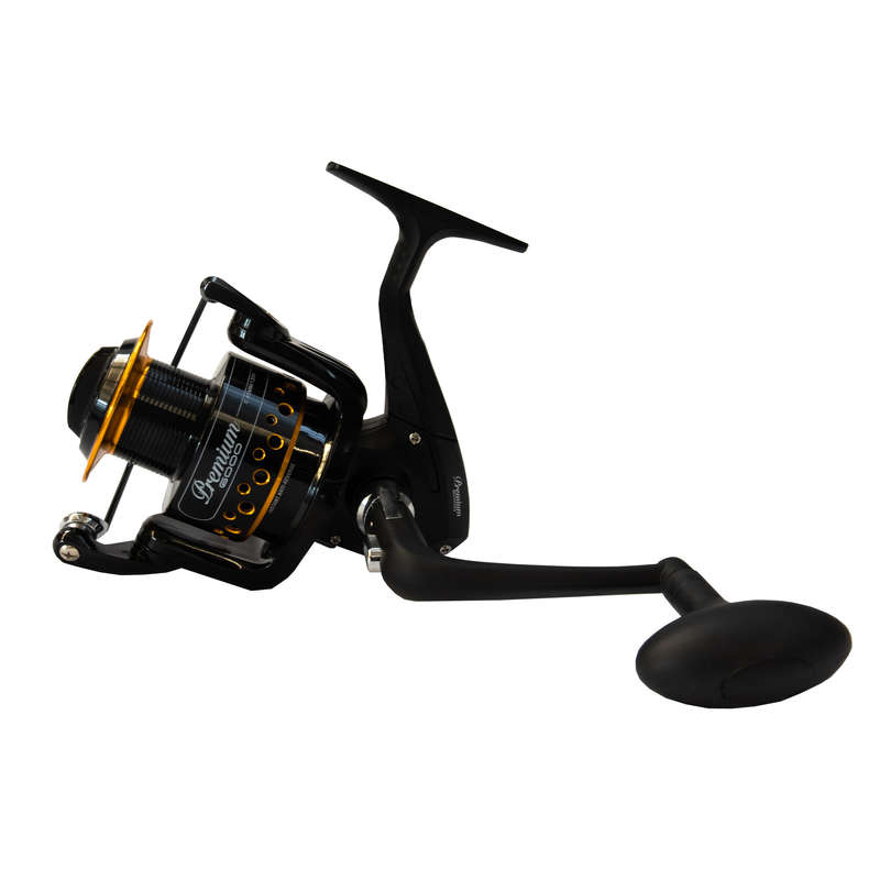 MEDIUM HEAVY REELS Fishing - PREMIUM PRO 6000 BLACK GOLD MITCHELL - Fishing Equipment and Tackle