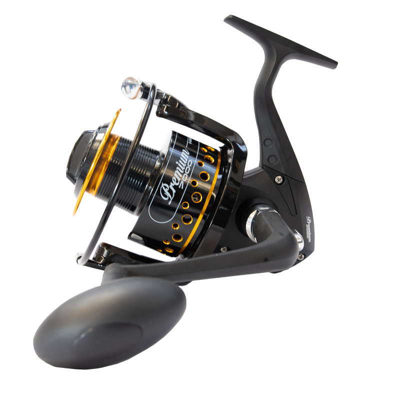 NAVIJÁK HEAVY Rybolov - NAVIJÁK PREMIUM PRO 7000 BLACK MITCHELL - Rybářské vybavení