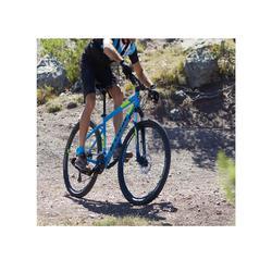 """BICICLETA DE MONTAÑA ROCKRIDER 520 AZUL CLARO 27,5"""""""