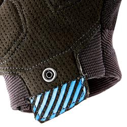 ST 500 Mountain Biking Gloves - Black/Blue