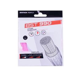 BADMINTON STRING BST 990 PINK