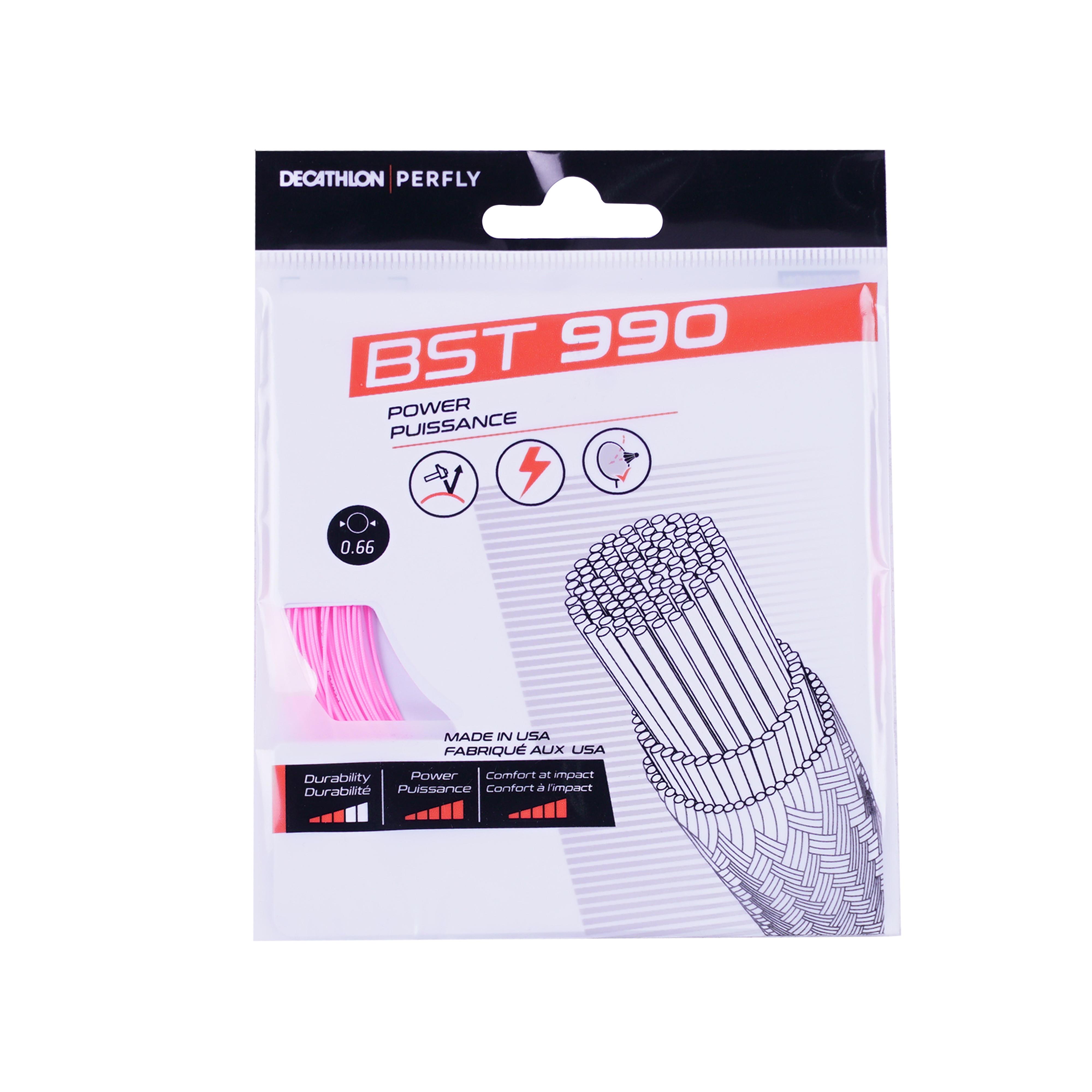 Cordaj BST990 - Roz imagine
