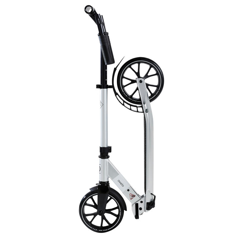 SCOOTER ADULTO TOWN 5 XL GRIS