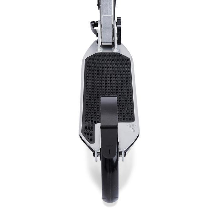 City-Roller Scooter Town 5 XL Erwachsene grau