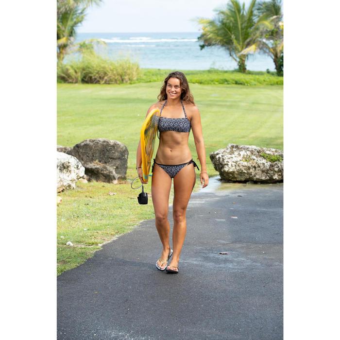 Bikini-Oberteil Triangel Mae Ethni verschiebbar Damen