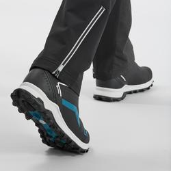 Chaussures de randonnée neige homme SH920 x-warm mid noires.
