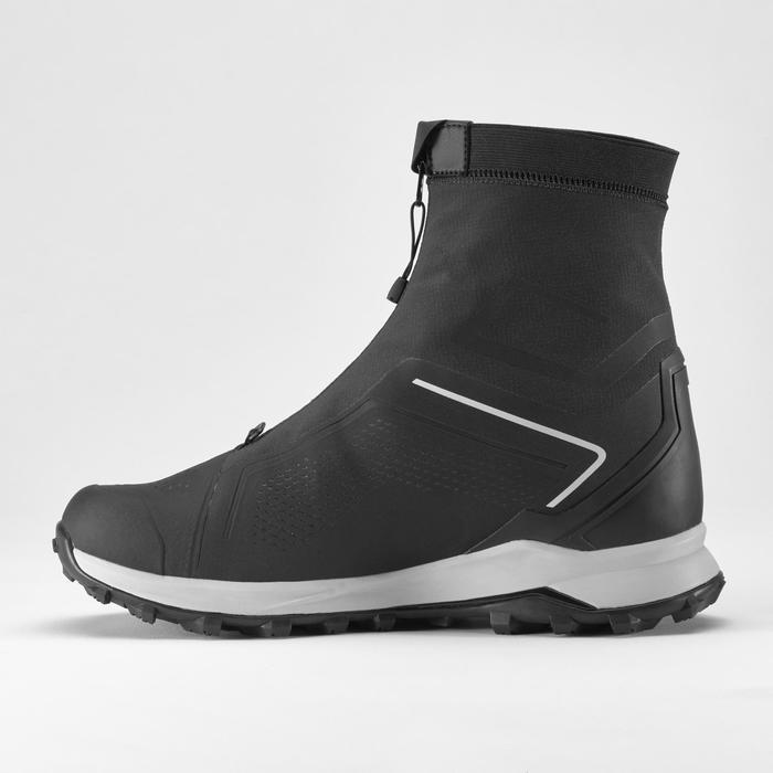 Winterschuhe Winterwandern SH920 X-Warm Mid Herren schwarz