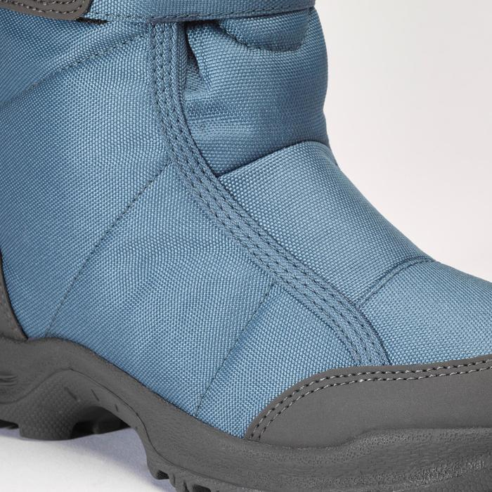 兒童款超保暖防水雪靴SH100