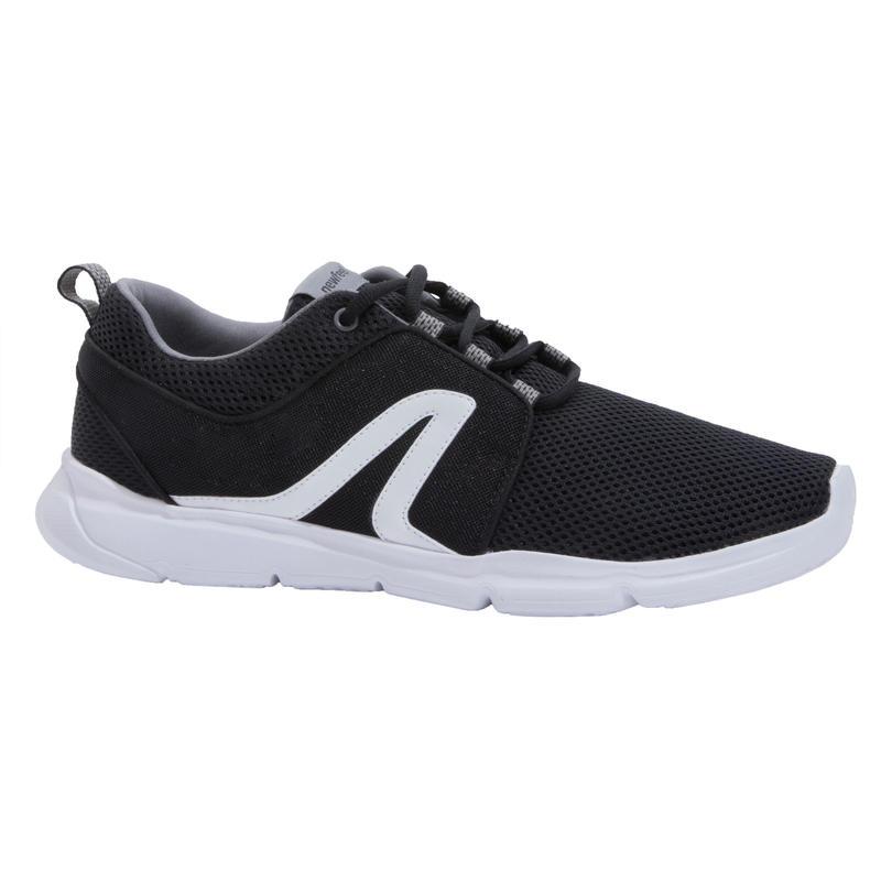 PW 120 Men's Fitness Walking Shoes - White/Black