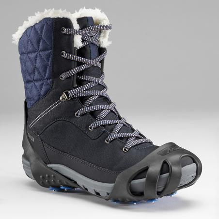 CRAMPONS de randonnée neige SH100 Noir