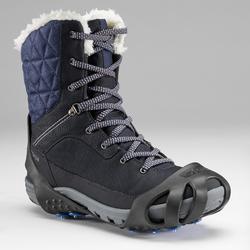 Anti-glisse de randonnée neige SH100 Noir