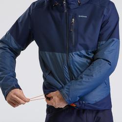Winterjas heren SH100 X-warm blauw
