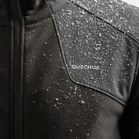 Manteau de randonnée en laine polaireSH500 X-Warm – Hommes