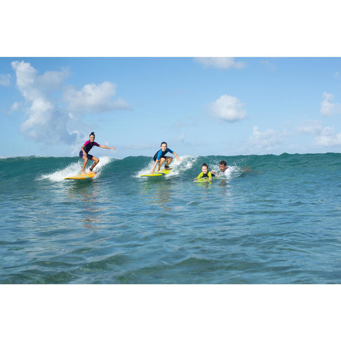 Shorty wetsuit kind 100 1,5 mm paars/roze