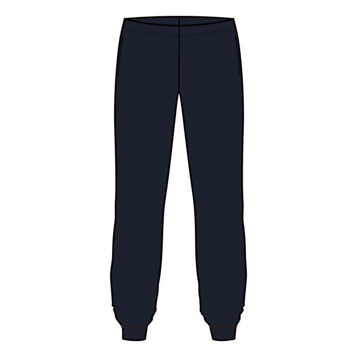 Pantalon jogging homme 120 Regular Bleu Marine