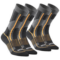 SH520 X-Warm Mid-height Hiking Socks - Adults