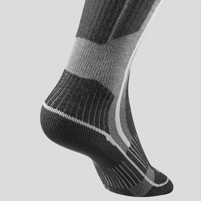 Chaussettes chaudes de randonnée - SH520 X-WARM HAUTES - adulte X 2 paires