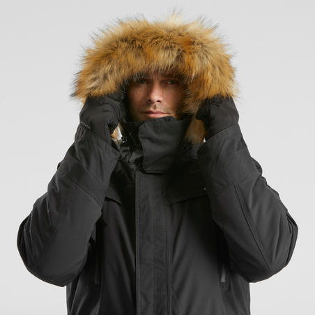 Manteau de randonnée hivernale SH500 - Hommes